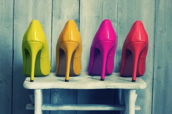 Schoenen kunnen je uitstraling maken of breken